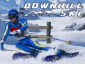 Spil Downhill Ski