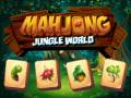 Spil Mahjong Jungle World