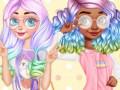 Spil Princesses Kawaii Looks and Manicure