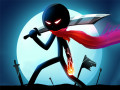 Spil Stickman Fighter: Space War