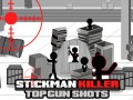 Spil Stickman Killer Top Gun Shots