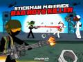 Stickman Maverick: Bad Boys Killer