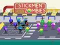 Spil Stickmen vs Zombies