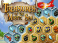Spil Treasures of the Mystic Sea